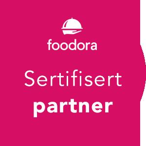 foodora Sertifisert partner