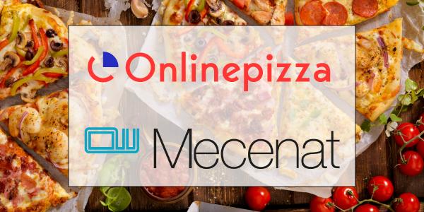Onlinepizza Mecenat